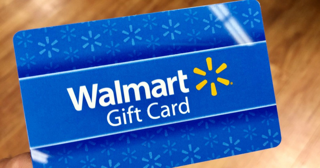 Walmart Gift Card Register, Activate And How To Check Balance