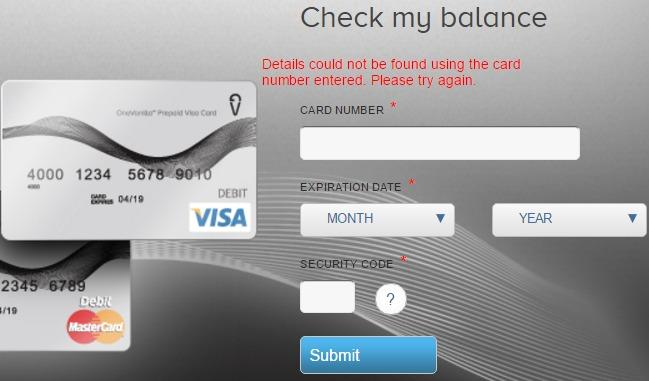 OneVanilla: Register, Login, Activate, And How To Use Vanilla Visa Gift Card