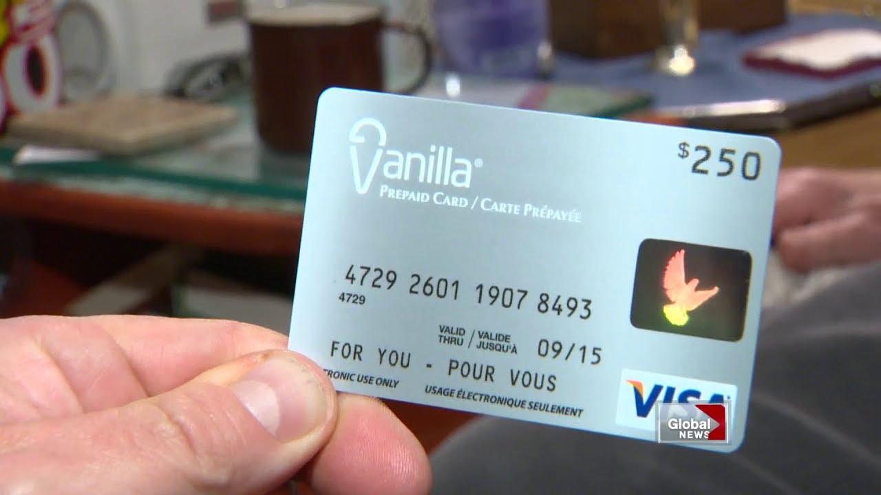 Vanilla Gift Card