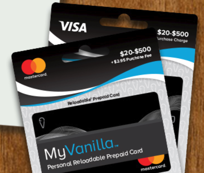 Myvanillacard: Vanilla Gift Card Register Activate Manage And